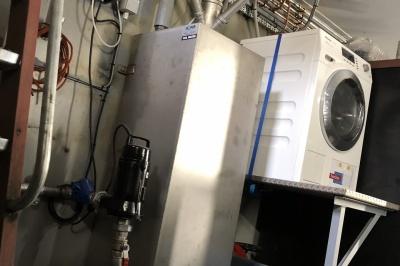 Installatiewerk voorwoning Inspe IV opgeleverd